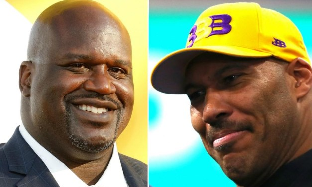 Shaq Responds to LaVar Ball's Lakers 'Worst Move Ever' Comment After Trading Lonzo