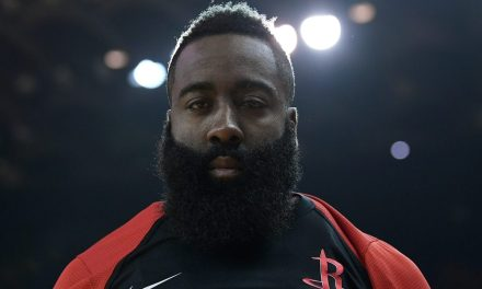 James Harden Has a Message for The Haters Who Say He Always Travels