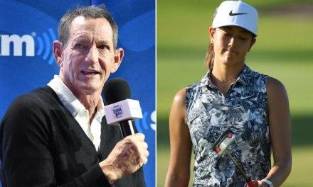 Golf Commentator Defends Racist Remark