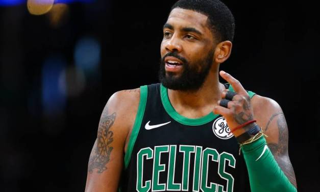 Kyrie Irving Reportedly Has a Strong Desire To Play With This NBA Big Man