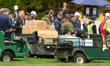 Runaway Golf Cart Injures U.S. Open Spectators as It Crashed Into Crowd