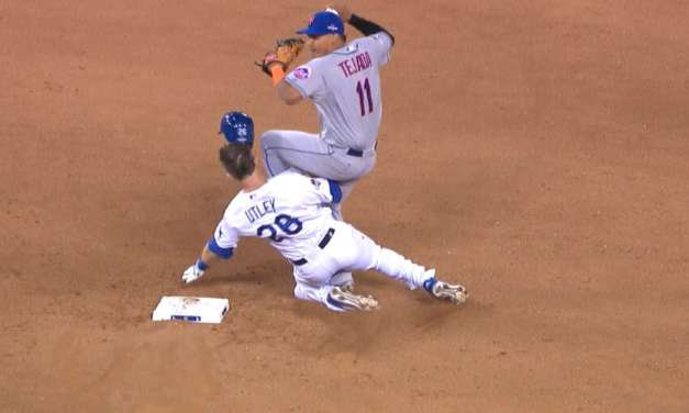 Chase Utley Comfirms He Hates the Mets