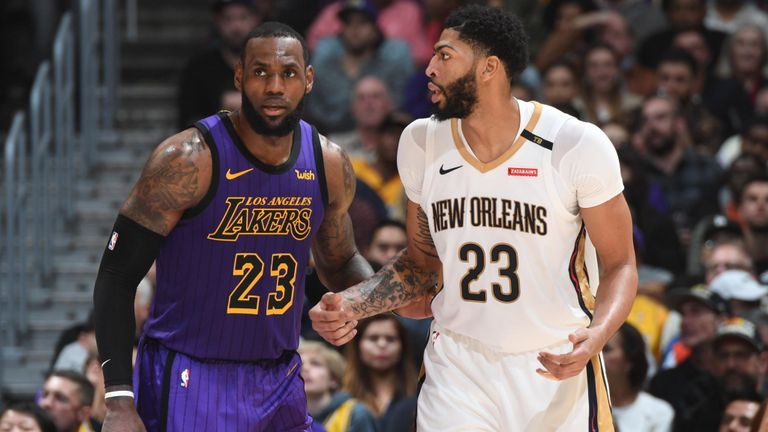 Lakers and Celtics in Trade Talks with the Pelicans for Anthony Davis