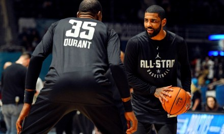 The Brooklyn Nets are Making Moves to Sign Kyrie Irving and Kevin Durant