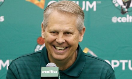 Danny Ainge Appears to Be Throwing Shade at Kyrie Irving
