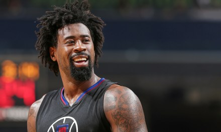 DeAndre Jordan is Reportedly Willing to Come Off the Bench for the Nets