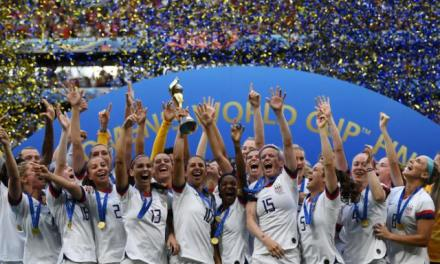 Nike's Moving Tribute to USWNT's Victory