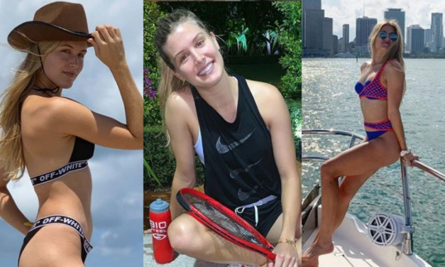 Genie Bouchard Setting the Record Straight About Her 'Photoshoots'