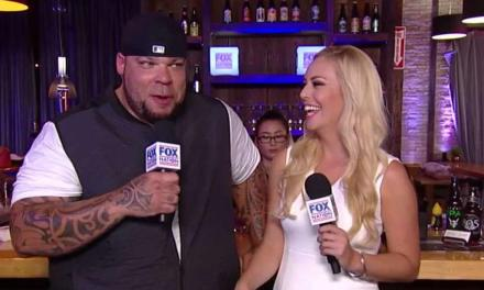 Content of Former WWE Wrestler Tyrus' Inappropriate Text Messages to Britt McHenry Have Been Revealed