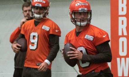 Cleveland Browns Backup QB Issues Hilarious Madden Challenge