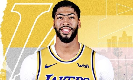 Anthony Davis Plans to Wear His Elementary School Number With the Lakers