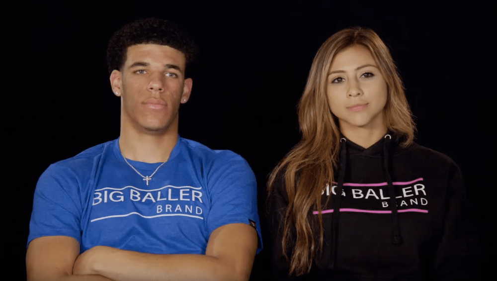 Lonzo Ball's Baby Momma Denise Garcia Throws More Shade at Him
