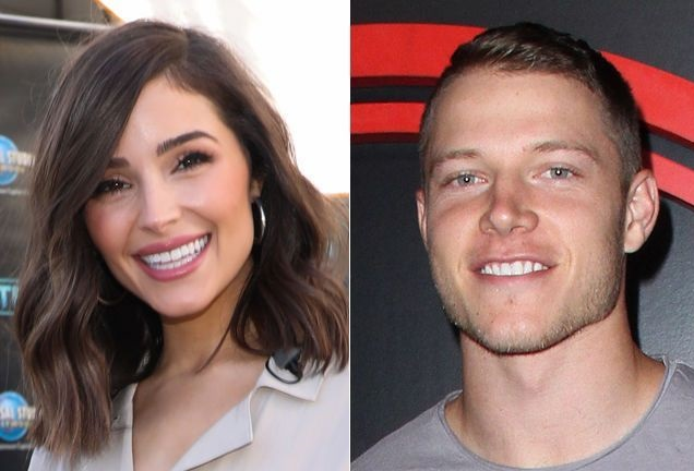 Olivia Culpo and Christian McCaffrey Finally Out in the Open in Cabo as They Pack on the PDA