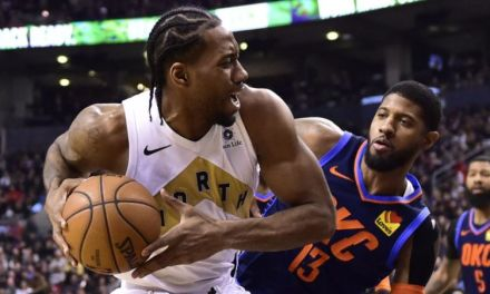 Kawhi Leonard Only Commits to Two Years With the Clippers