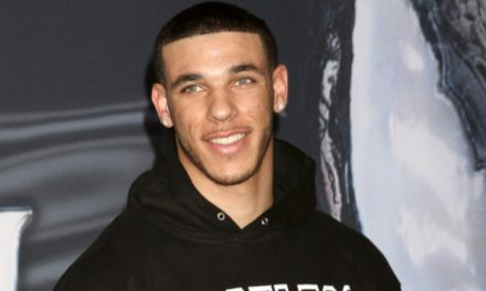 Lonzo Ball Spotted Hanging Out With a New Woman