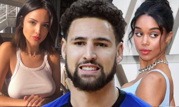 Klay Thompson Was Recently Spotted with Actress Eiza Gonzalez?