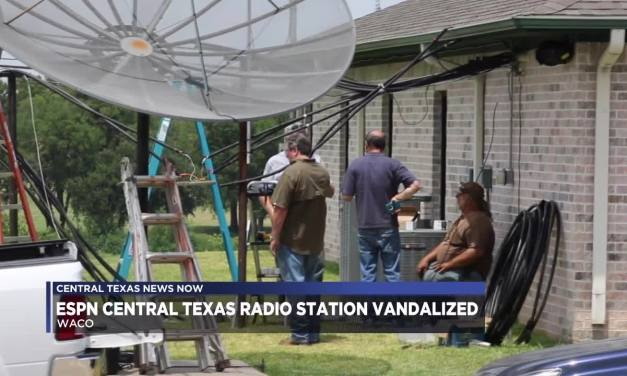 ESPN Central Texas Radio Station Knocked Off Air After Being Vandalized