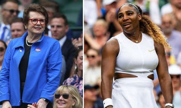 Serena Fires Back at Billie Jean King For Saying She Should 'Give Up Being a Celebrity'