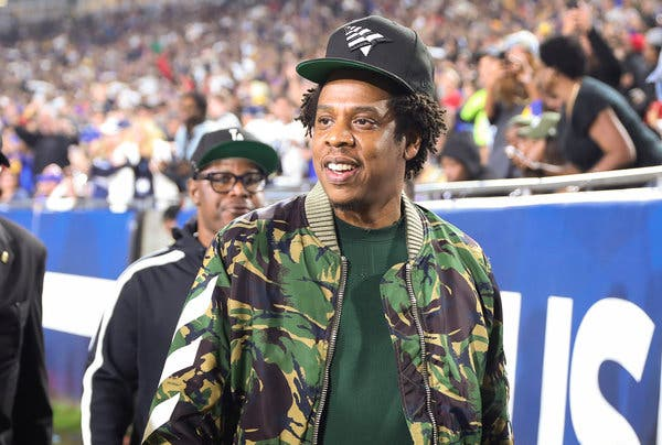 The NFL's Partnership With Jay-Z Will Make Him A Co-Producer of the Super Bowl Halftime Show