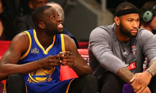 Draymond Green Responds to DeMarcus Cousins' Devastating Injury