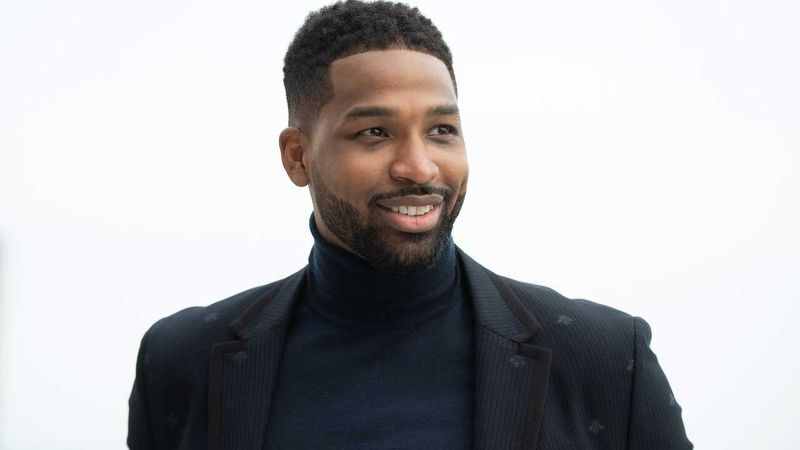 Tristan Thompson Buys Popeyes Chicken Sandwiches For Everyone In Line With Him