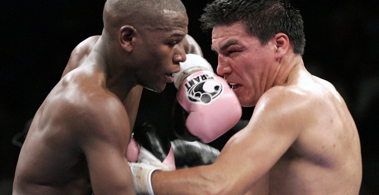 Former Champ and Mayweather Opponent Sentenced to 18 Years For Sexual Assault of Daughter