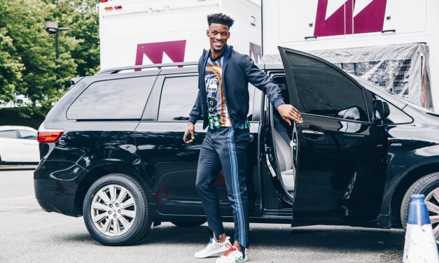 Jimmy Butler's Alleged Future Baby Mama Responds to 'Baby on the Way' Story