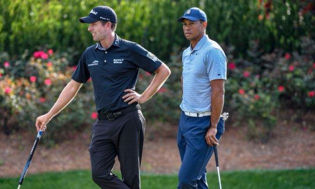 Tiger Woods Gives PGA Golfer Some Harsh Advice