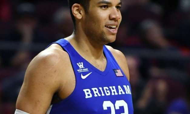 NCAA Bans BYU's Childs 9 Games for Improper Draft Paperwork