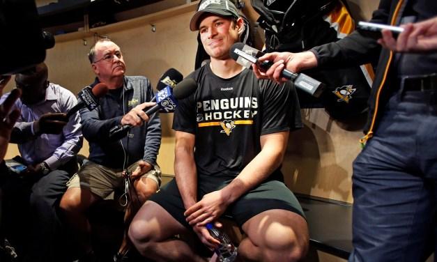 Sidney Crosby Has Been Wearing The Same Jockstrap Since He Was a Teen