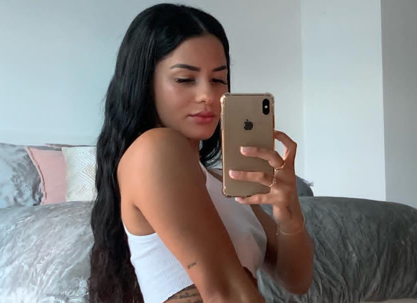 Marlins Second Baseman Starlin Castro Gets Caught in Katya Elise Henry's Late Night Thirst Trap