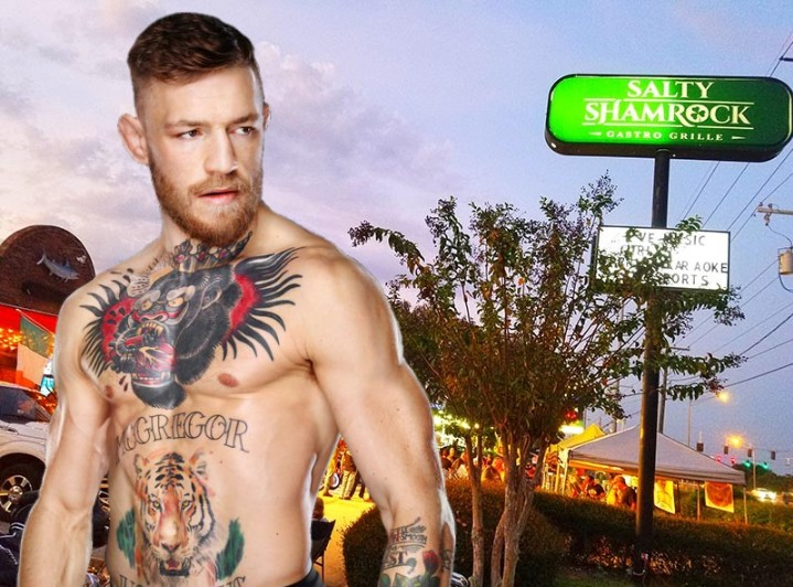 Irish Pub Owner Flushes Conor McGregor's Whiskey After Assault Video Goes Viral