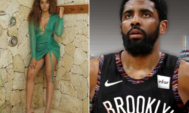 Kyrie Irving and His Girlfriend Golden Reportedly on the Rocks