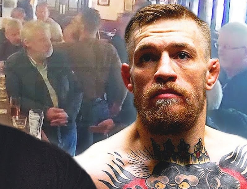 Man Sucker Punched by Conor McGregor Speaks Out