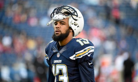 Keenan Allen Runs a Filthy Route and Tops it Off With an Amazing Diving Catch