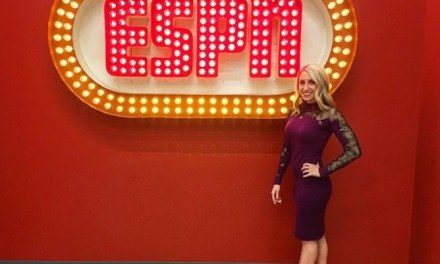 ESPN Reporter Shuts Down Male Fan Who Called Her 'Sexy' and Touched Her Head
