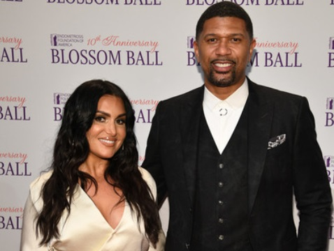 Jalen Rose and Wife Molly Qerim Host Jalen Rose Leadership Academy Event
