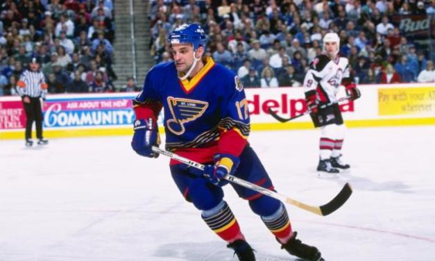 Ex-NHL Star is Homeless and Doesn't Want Help