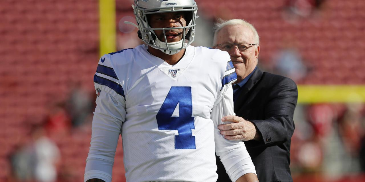 Dak Prescott is Reportedly Seeking $40 Million a Year