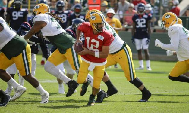 Aaron Rodgers Doesn't Want to Play in the Preseason