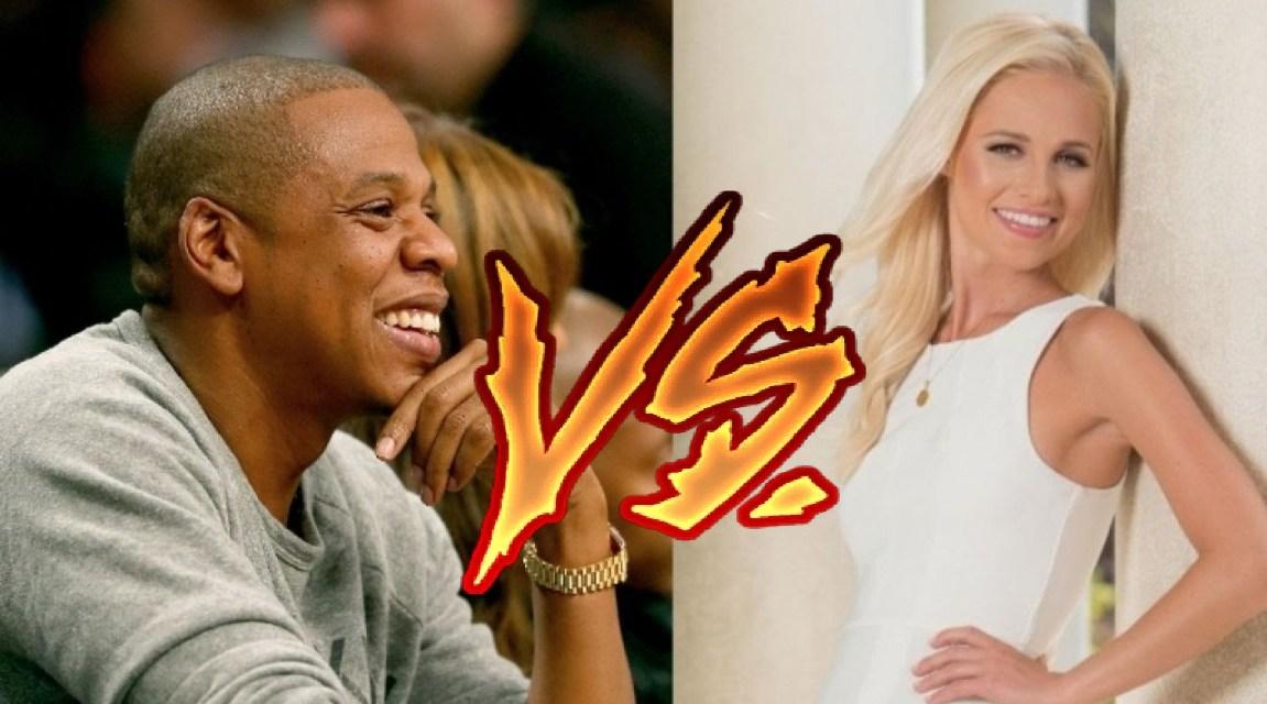 Tomi Lahren Slams NFL Deal With 'Drug Dealer' Jay Z