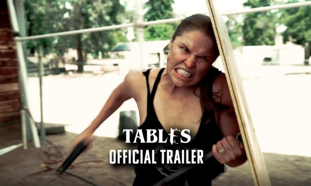 Ronda Rousey Stars in New Horror Film 'Tables'