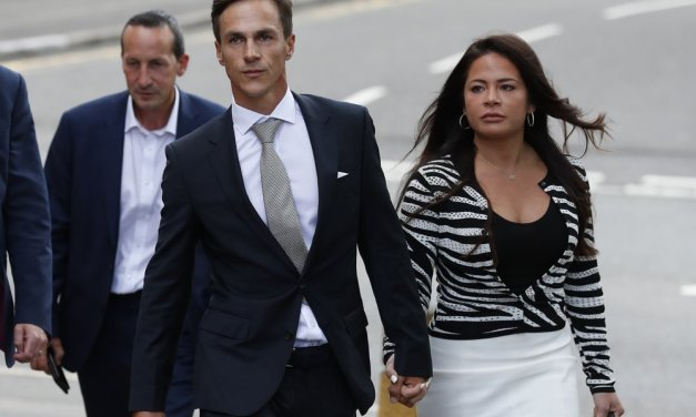 Golfer Thorbjorn Olesen to Face Trial on Sexual Assault Charges