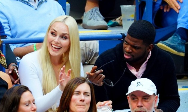 PK Subban Trolled for Telling Fiancee Vonn  to Stop Clapping for Russian Medvedev at US Open