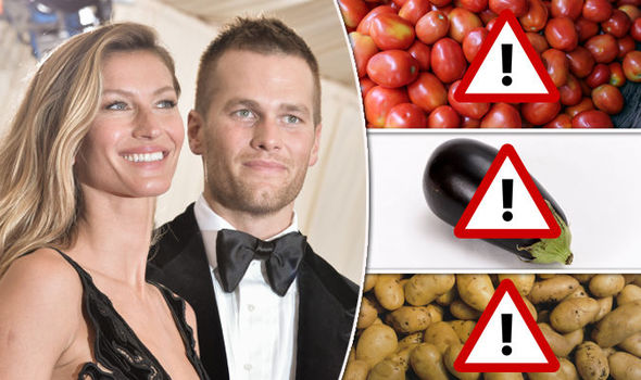 Here's Why Tom Brady And Gisele Refuse To Eat Nightshade Vegetables