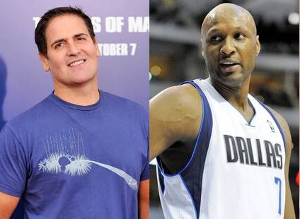 Lamar Odom Claims Mark Cuban Once Kicked Him And Called Him A 'Motherf*cker'