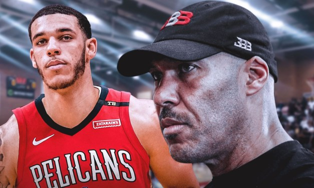 Lonzo Ball Responds to Lavar's 'Damaged Goods' Comment