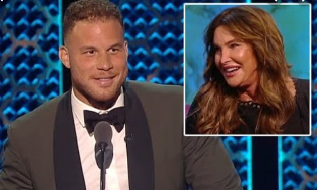 Blake Griffin Takes Hilarious NSFW Shots at Caitlyn Jenner and the Kardashians