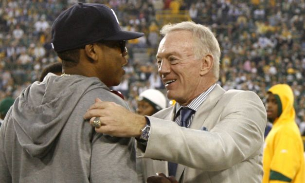 Jerry Jones Broke the Collective Bargaining Agreement By Confessing He Negotiated Dez Bryant Contract With JAY-Z