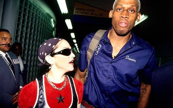 Dennis Rodman Claims Madonna Offered Him $20 Million If He Got Her Pregnant